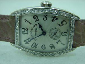 請問我有一支錶 FRANCK MULLER 法蘭克穆勒 是朋友欠錢跟我抵押 因為現需錢周轉 想賣掉 請問你們有收購這錶嗎 只有一支錶