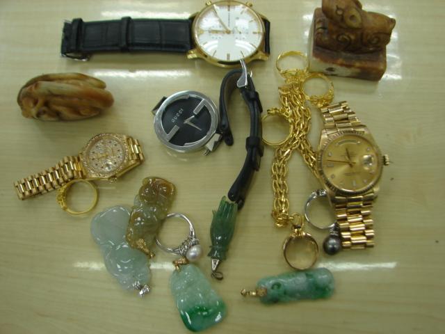 名錶珠寶3C借款收購