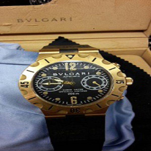 請問手錶收購問題 我有一支BVLGARI 寶格麗錶 保單不見了 這樣價格會粉差嗎 我剛送公司保養回來 如果用手錶借款可借多少