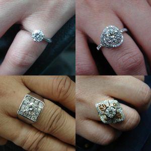 請問我有四個鑽戒 有2克拉跟1克拉各一個 兩個50分都沒證書 如果用他們跟你們做鑽石借款 有機會借到60萬嗎 賣的價錢會比較好嗎