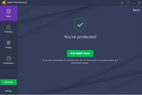 免費好用的防毒軟體 avast! antivirus 功能強大 免費中文版 綁架病毒