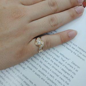台中當舖流當品拍賣 流當鑽石 豪華 36分 F色 K金 女鑽戒 喜歡價可議 KS017